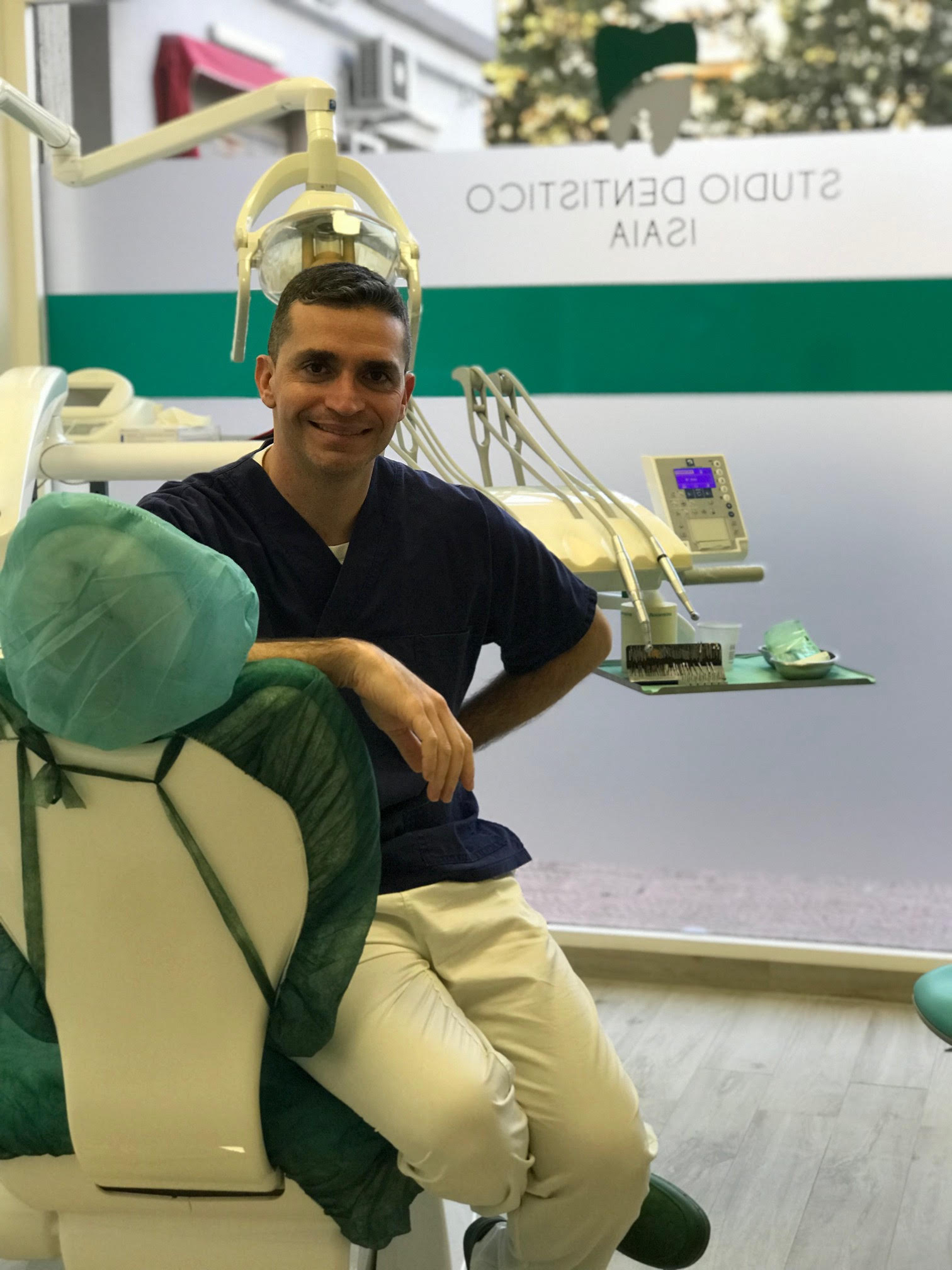 Dott. Andrea Isaia
