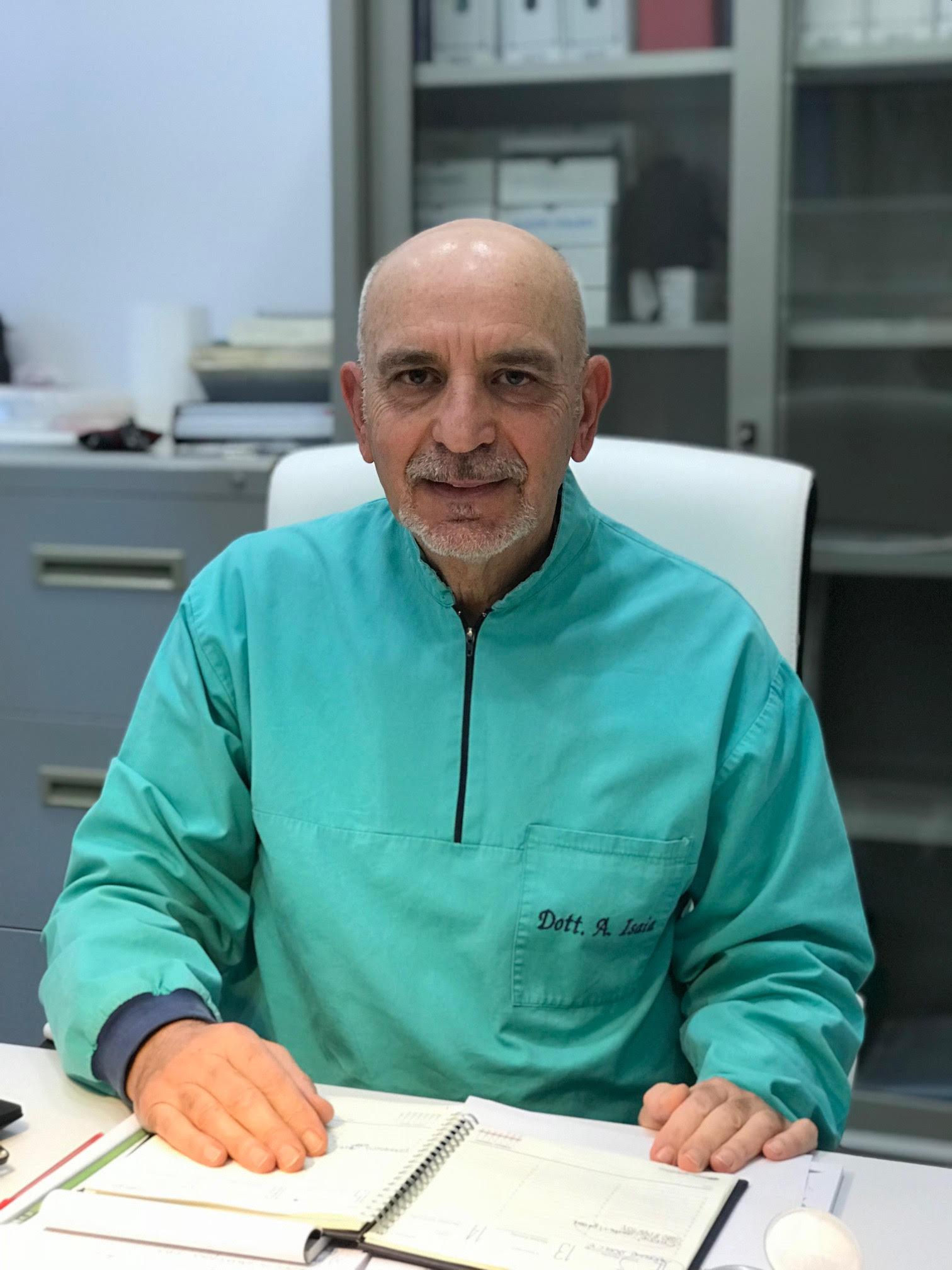 Dott. Arturo Isaia.
