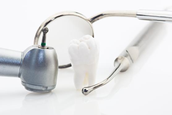 Conservativa - Strumenti utilizzati nell'odontoiatria conservatrice.
